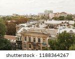 odessa  ukraine   sep. 09  2018 ...   Shutterstock . vector #1188364267