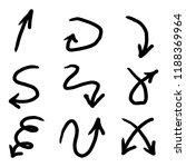 illustration of grunge sketch... | Shutterstock .eps vector #1188369964