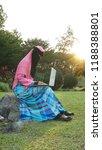 kuala lumpur botanical garden ... | Shutterstock . vector #1188388801