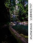 curtis falls in mount tamborine | Shutterstock . vector #1188402757