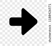right arrow vector icon...