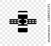 telescope vector icon isolated... | Shutterstock .eps vector #1188431191
