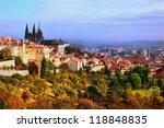 Panorama Of Prague Is Prague...