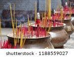 ho chi minh city  saigon ... | Shutterstock . vector #1188559027