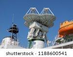 telemetry reception complex of...   Shutterstock . vector #1188600541
