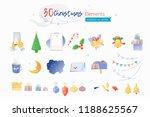 vector illustration of bright...   Shutterstock .eps vector #1188625567