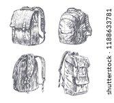 vector illustration of hand... | Shutterstock .eps vector #1188633781