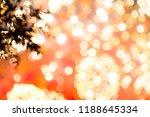 colorful glitter sparkle... | Shutterstock . vector #1188645334
