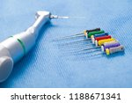close up picture of dental... | Shutterstock . vector #1188671341