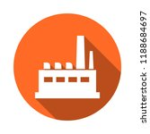 factory vector icon | Shutterstock .eps vector #1188684697