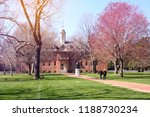 williamsburg  va  usa  august...   Shutterstock . vector #1188730234