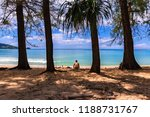 nai yang beach   surroundings... | Shutterstock . vector #1188731767