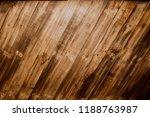 old wood reclaimed plank... | Shutterstock . vector #1188763987