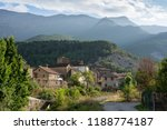 landscapes with houses | Shutterstock . vector #1188774187