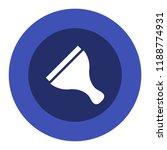 scraper vector icon   Shutterstock .eps vector #1188774931