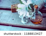 spa concept background with... | Shutterstock . vector #1188813427