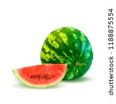 fresh  nutritious and tasty... | Shutterstock .eps vector #1188875554