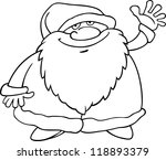 cartoon illustration of funny... | Shutterstock .eps vector #118893379