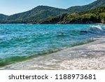 panoramic view of aegean sea at ...   Shutterstock . vector #1188973681
