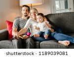 family mother  father  child... | Shutterstock . vector #1189039081