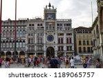 venice  veneto region  italy.... | Shutterstock . vector #1189065757