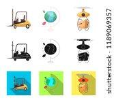 vector illustration of goods... | Shutterstock .eps vector #1189069357
