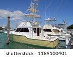 Chartered Fishing Boats At A...