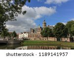 middelburg  the netherlands. | Shutterstock . vector #1189141957