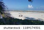 zanzibar beach seaside | Shutterstock . vector #1189174501
