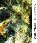 modern art. colorful... | Shutterstock . vector #1189196977