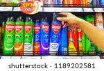 sriracha  chonburi thailand sep ... | Shutterstock . vector #1189202581