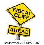 road sign indicating fiscal... | Shutterstock . vector #118923187