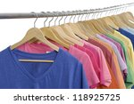 Variety Of Casual Colors Of...