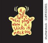a turtle makes progress when it ... | Shutterstock .eps vector #1189332001