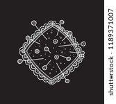 vector illustration of pin... | Shutterstock .eps vector #1189371007