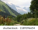 stony road in the mountains | Shutterstock . vector #1189396654