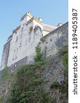 Loches City Walls  France
