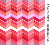 chevron zigzag seamless pattern.... | Shutterstock .eps vector #1189427971