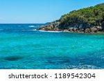 panoramic view of aegean sea at ...   Shutterstock . vector #1189542304