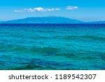 panoramic view of aegean sea at ...   Shutterstock . vector #1189542307