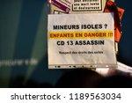 marseille  france   september... | Shutterstock . vector #1189563034