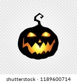 Halloween Night Vector...
