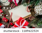 christmas concept  preparation... | Shutterstock . vector #1189622524