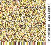 glitch background unique design ... | Shutterstock .eps vector #1189630564