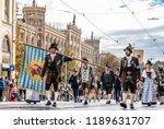 munich  germany   september 23  ... | Shutterstock . vector #1189631707
