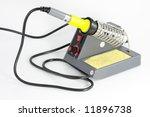 soldering station   Shutterstock . vector #11896738