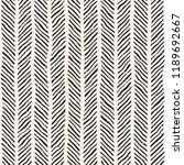 simple ink geometric pattern.... | Shutterstock .eps vector #1189692667