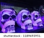 scary dark holloween | Shutterstock . vector #1189693951