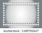 striped background material... | Shutterstock .eps vector #1189702627