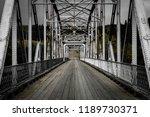steel isolated bridge in... | Shutterstock . vector #1189730371